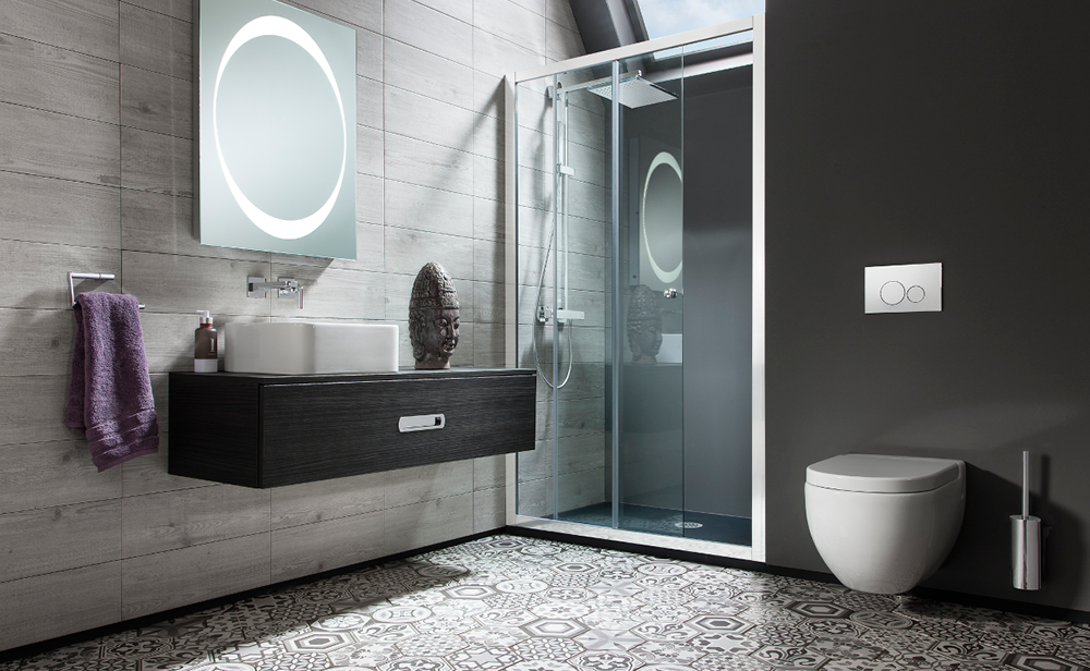 The On Trend Look Luxury Bathrooms Uk Crosswater Holdings