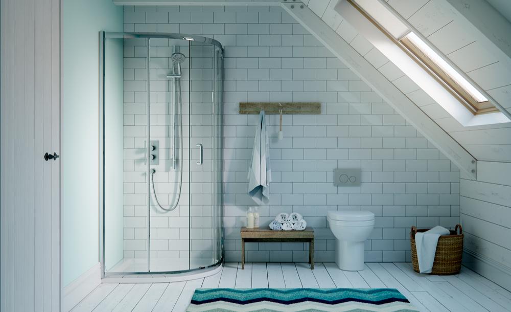 Factor A Bath Into The Design
