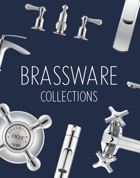 Crosswater brassware collections