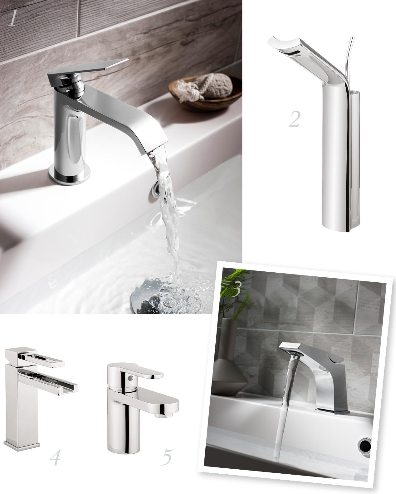 10 of the Best… Bathroom Taps | Luxury bathrooms UK, Crosswater Holdings