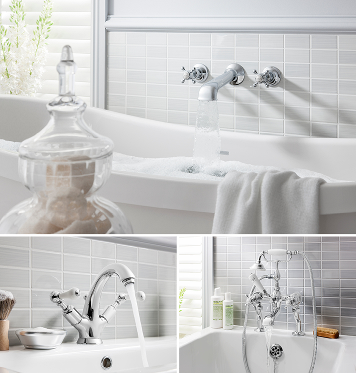 Totally Traditional Luxury Bathrooms Uk Crosswater Holdings