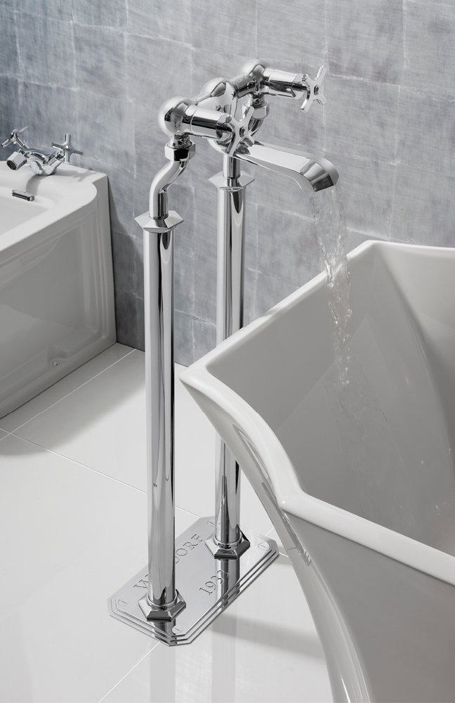 classic in its inspiration a truly evocative bathroom collection