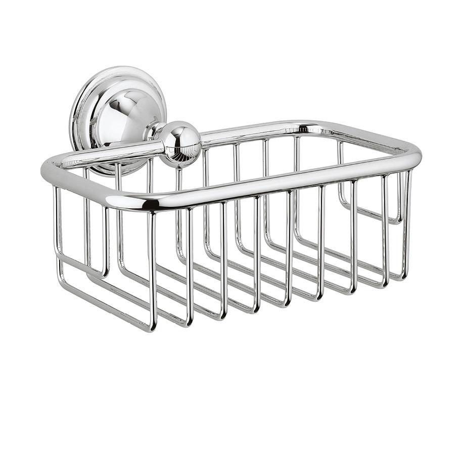 Belgravia soap basket in Traditional | Luxury bathrooms UK ...