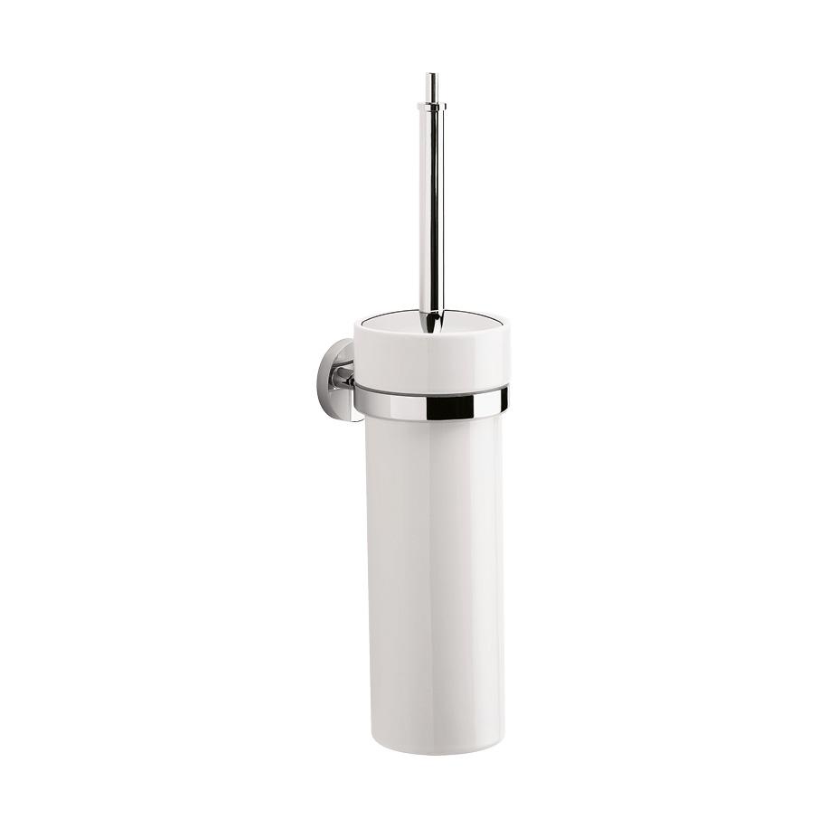 Central Toilet Brush Holder In Toilet Brush Holders