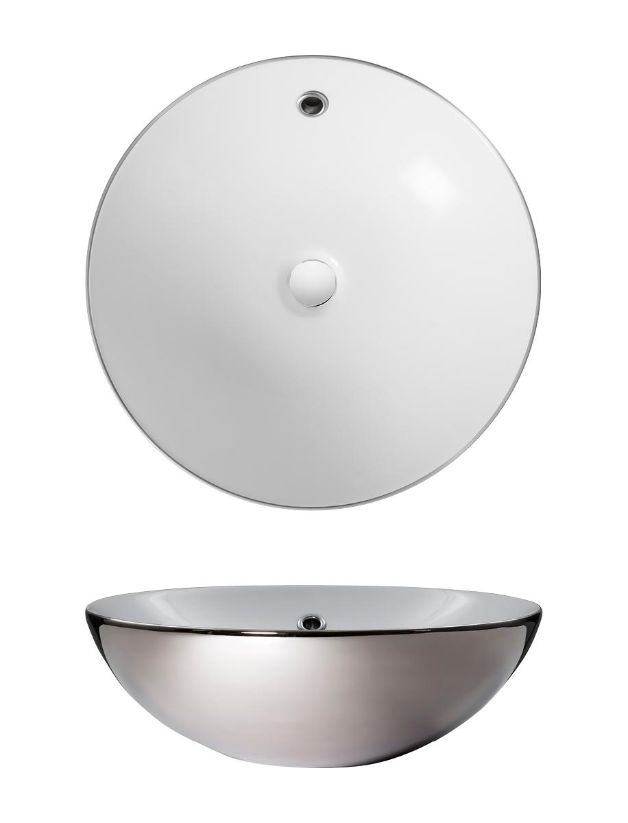Castellon PLUS Platinum Basin in Countertop | Luxury bathrooms UK ...