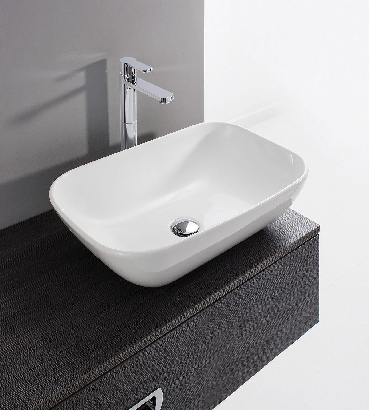 Serene Basin In Gallery Collection Luxury Bathrooms Uk