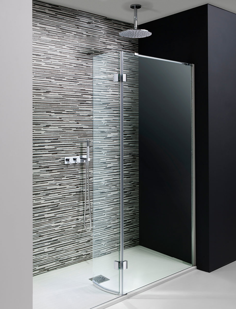 Design Walk In Easy Access Shower Enclosure in Design | Luxury ...
