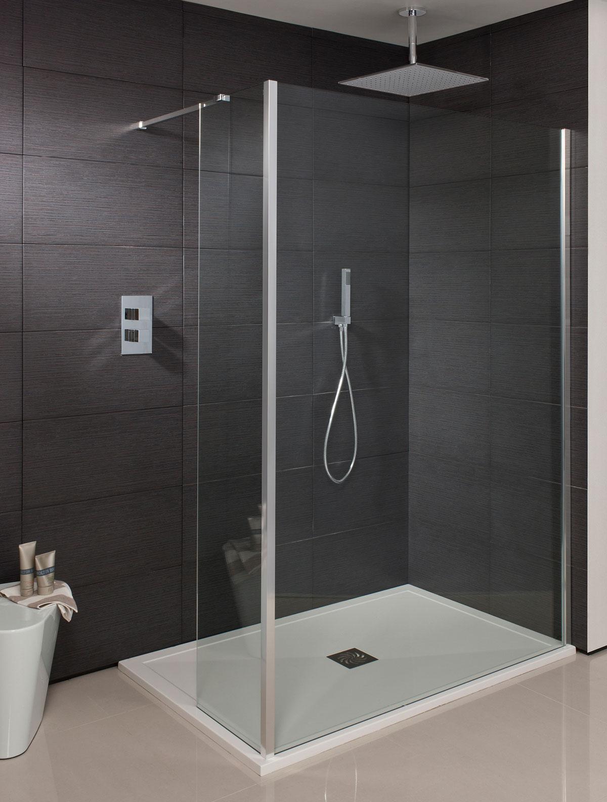 Design Walk In Shower Panel In Walk In Luxury Bathrooms