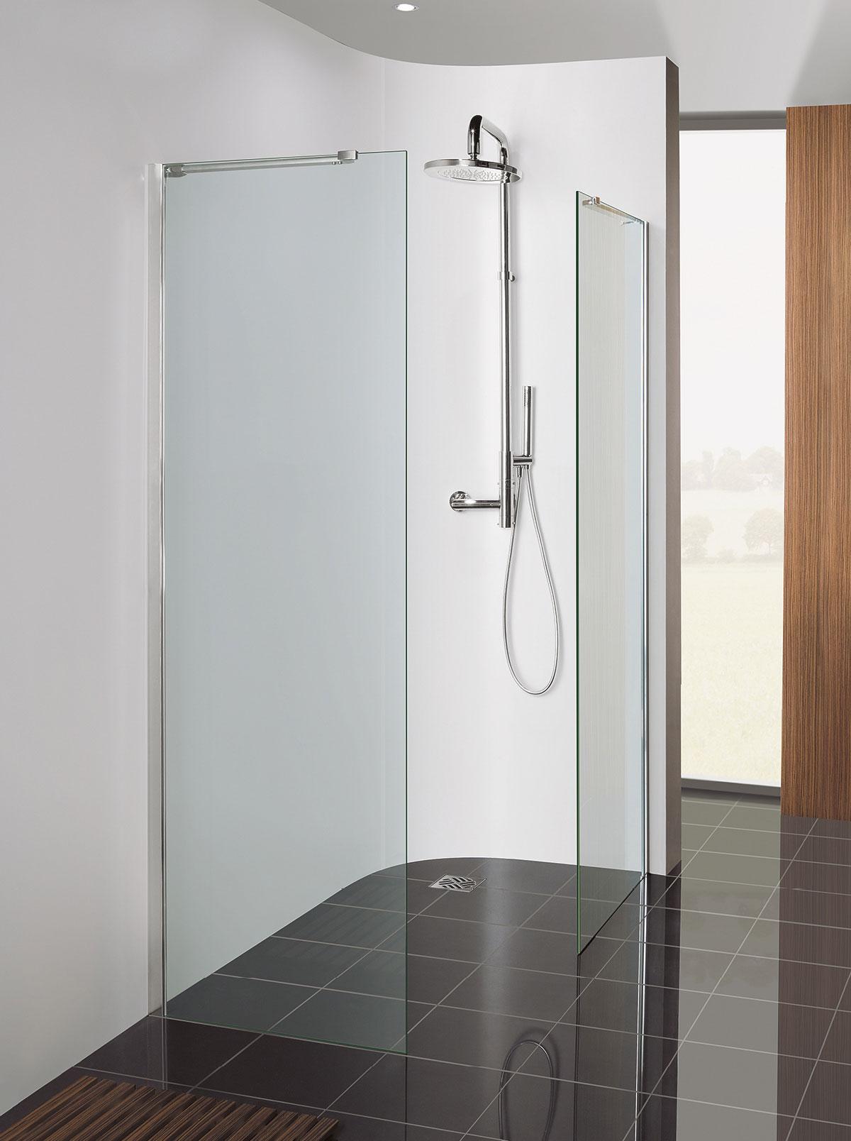 Design Walk In Shower Panel In Design Luxury Bathrooms