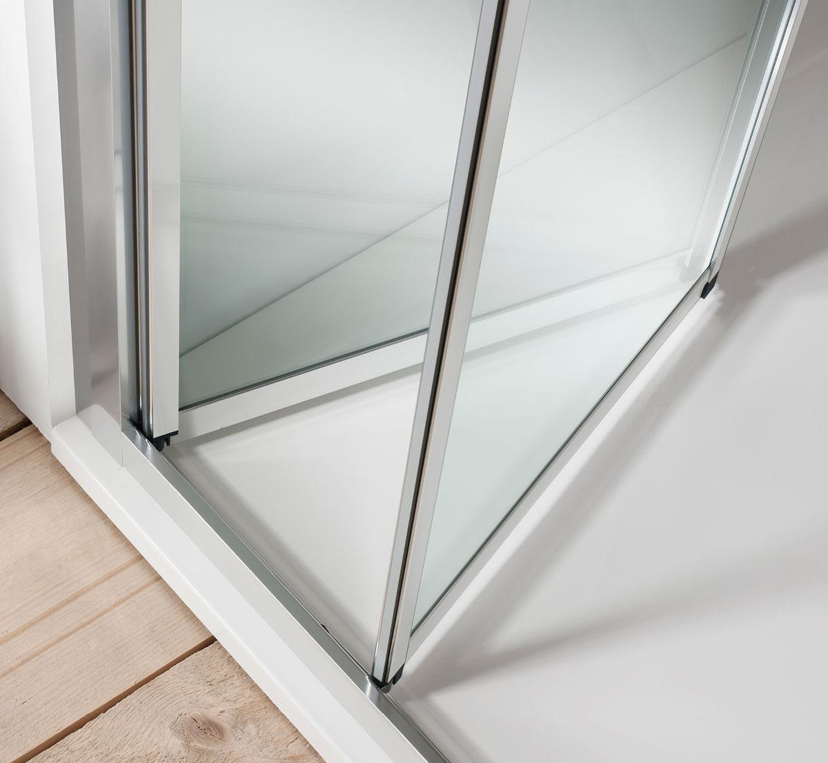 Bi fold shower door will give your bathroom an upscale look bath - 11064147195117561200 Edge Bifold Shower Door In Edge Luxury Bathrooms Uk Crosswater 684b37 Bathroom Bi Fold