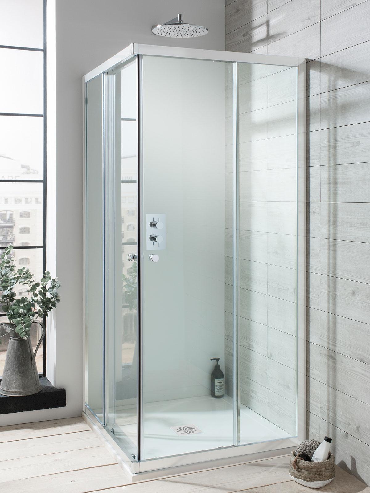 Edge Corner Entry Shower Enclosure in Edge | Luxury bathrooms UK ...