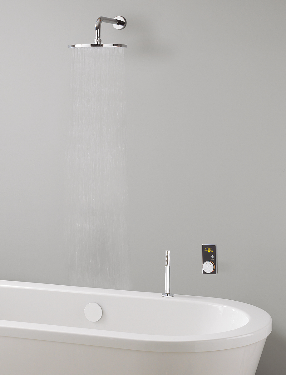 Ultimate Pack Elite Bath With Bath Filler Wall Mounted