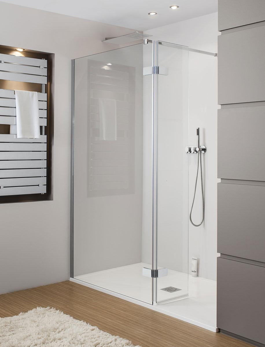 Elite Walk In Easy Access Shower Enclosure In Frameless