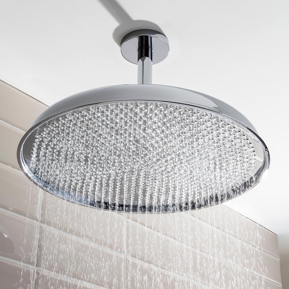 Belgravia 450mm Showerhead In Traditional Luxury