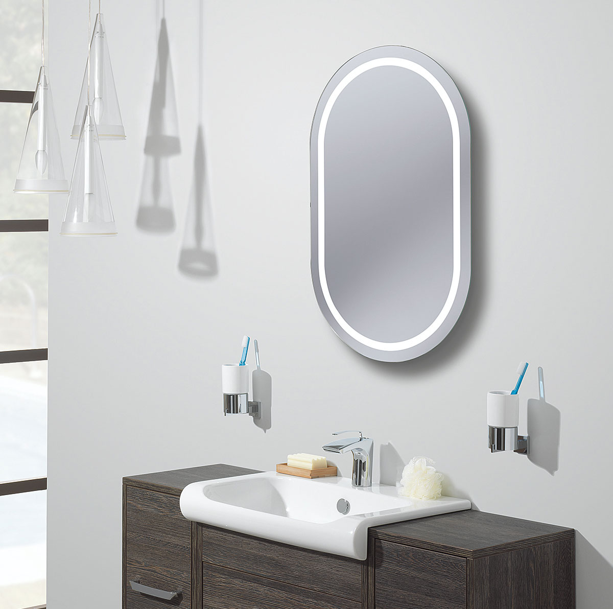 Mirrors by range | Luxury bathrooms UK, Crosswater Holdings