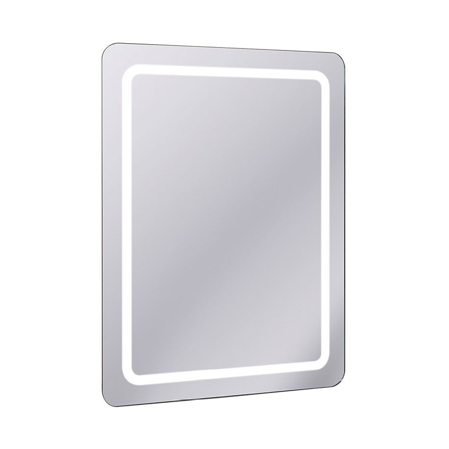 Celeste 60 x 80 back lit illuminated mirror in celeste for Mirror 60 x 80