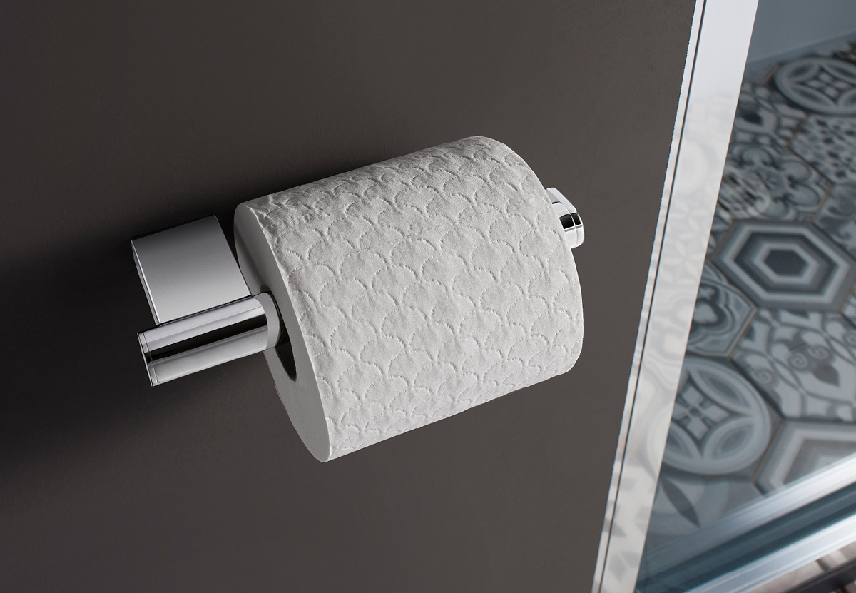 Mpro Toilet Roll Holder In Toilet Roll Holders Luxury