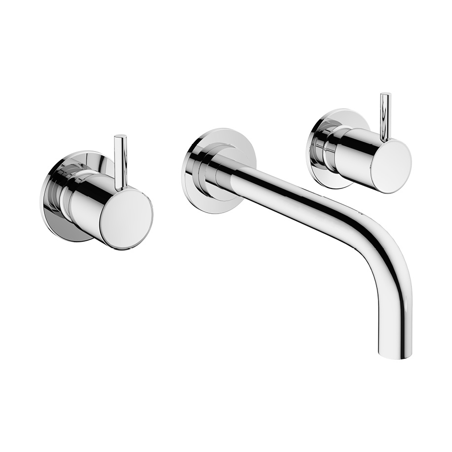 Mike Pro basin 3 hole set in Mike Pro | Luxury bathrooms UK ...