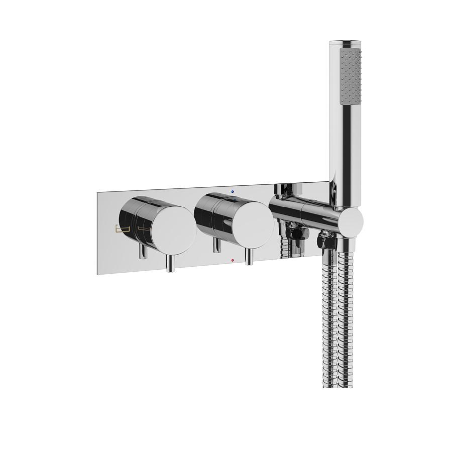 MPRO thermostatic bath shower valve in MPRO | Luxury bathrooms UK ...