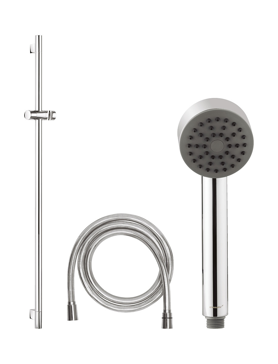Solo Premium Shower Kit 1 in Premium Shower Kits | Luxury bathrooms ...