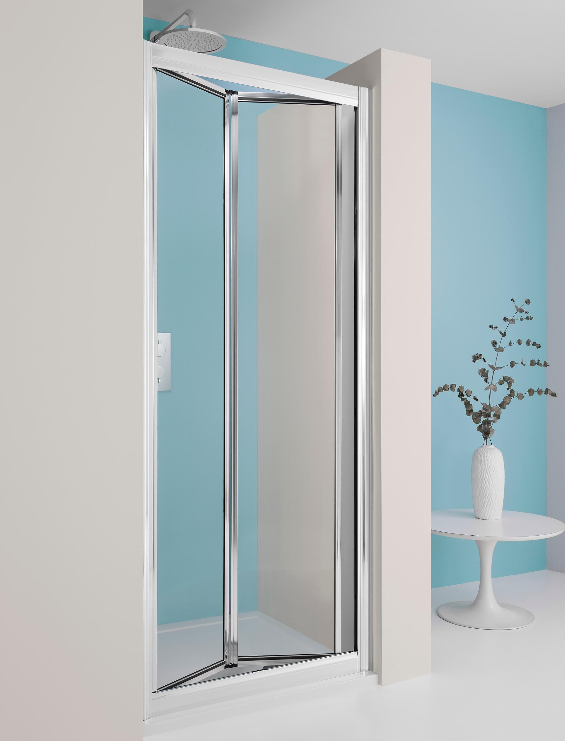 Bi fold shower door will give your bathroom an upscale look bath - 24003981195177161832 Supreme Bifold Shower Door In Bifold Door Luxury Bathrooms Uk 3c878f Bifold Door For