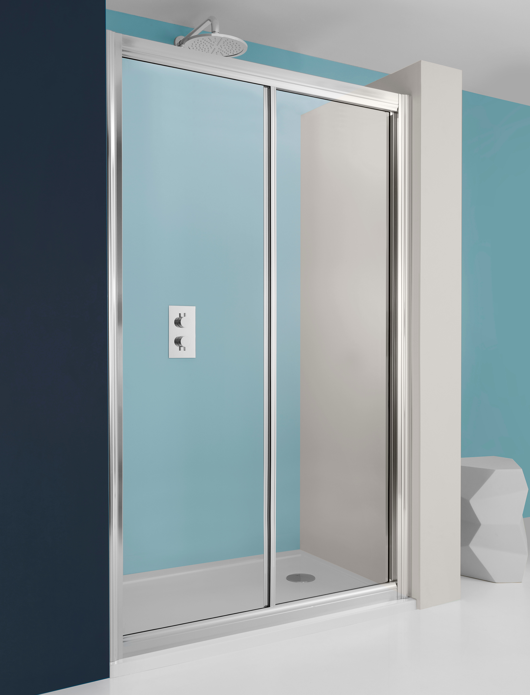 sliding heavy singleshower doors shower