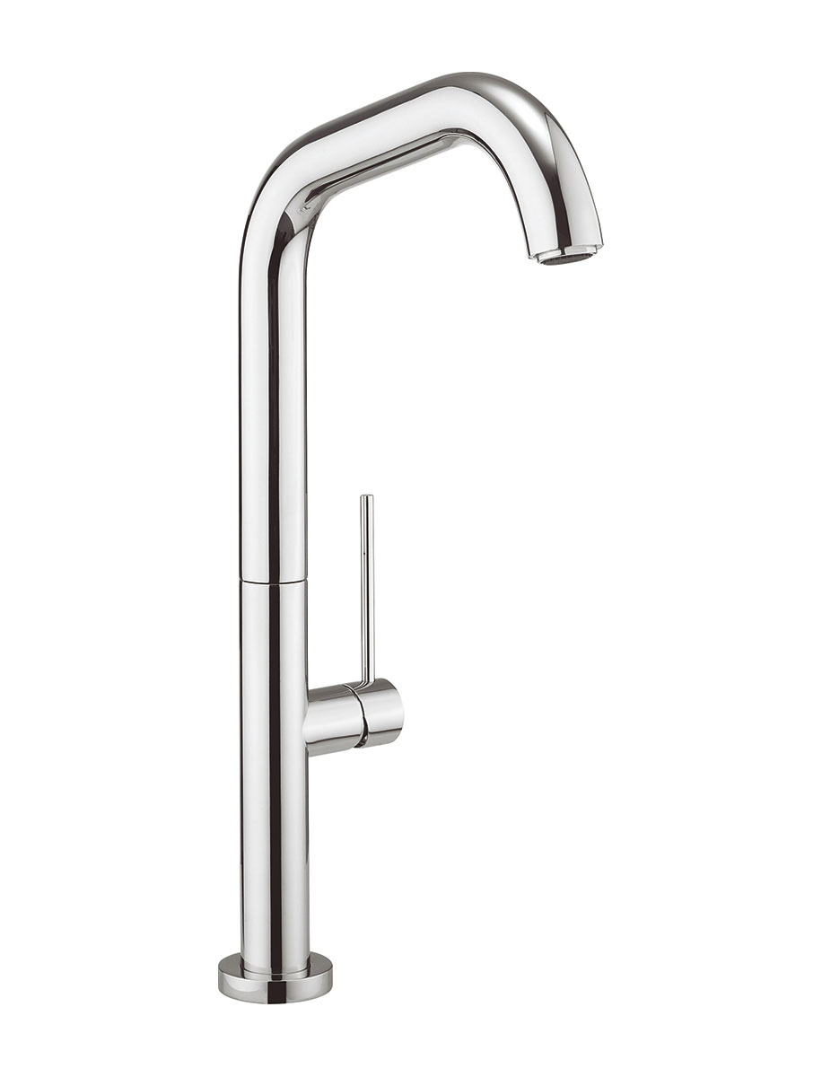 Tube Side Lever Kitchen Mixer in Single Lever | Luxury bathrooms UK ...