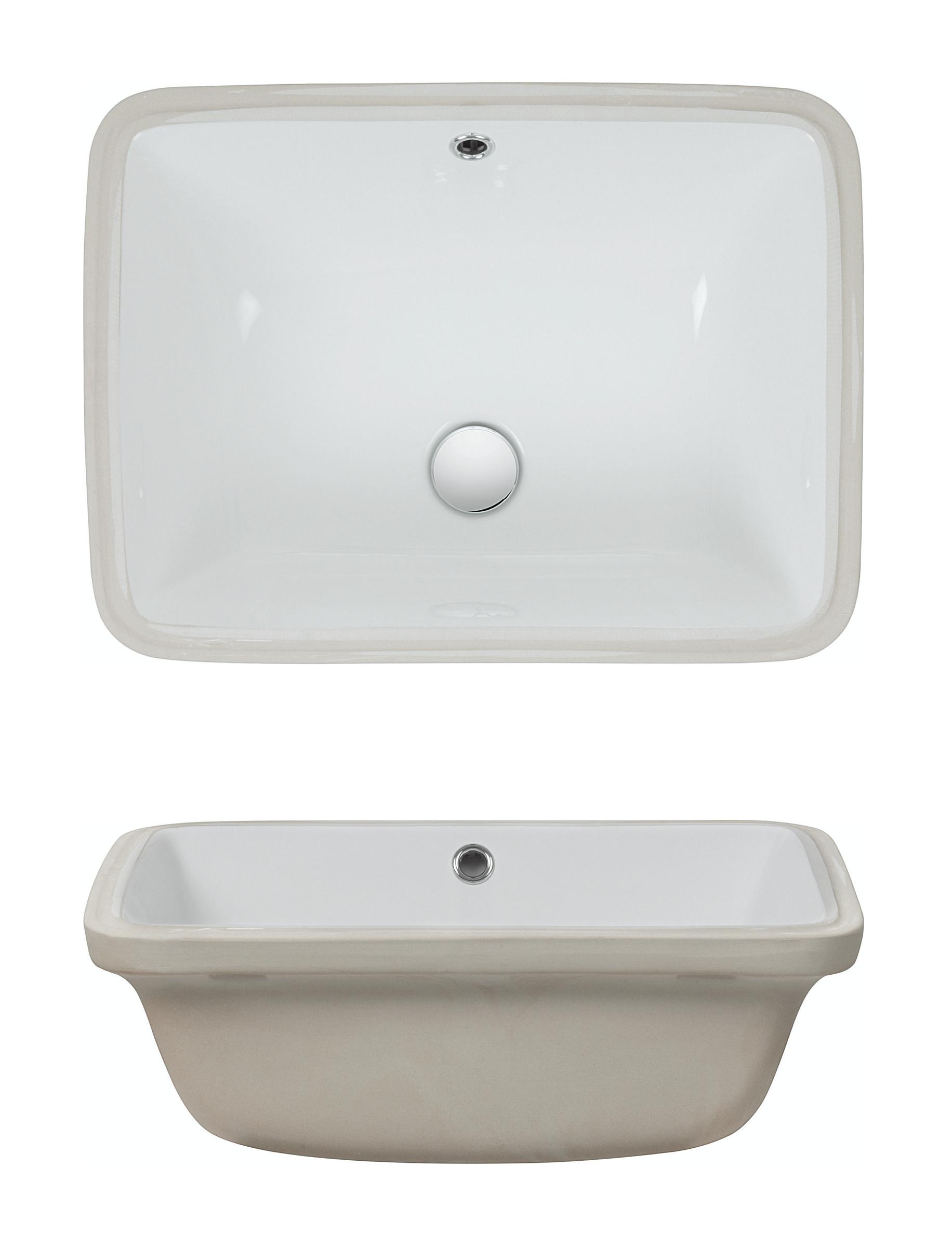 Torino A Midi Basin in Undermount | Luxury bathrooms UK, Crosswater ...
