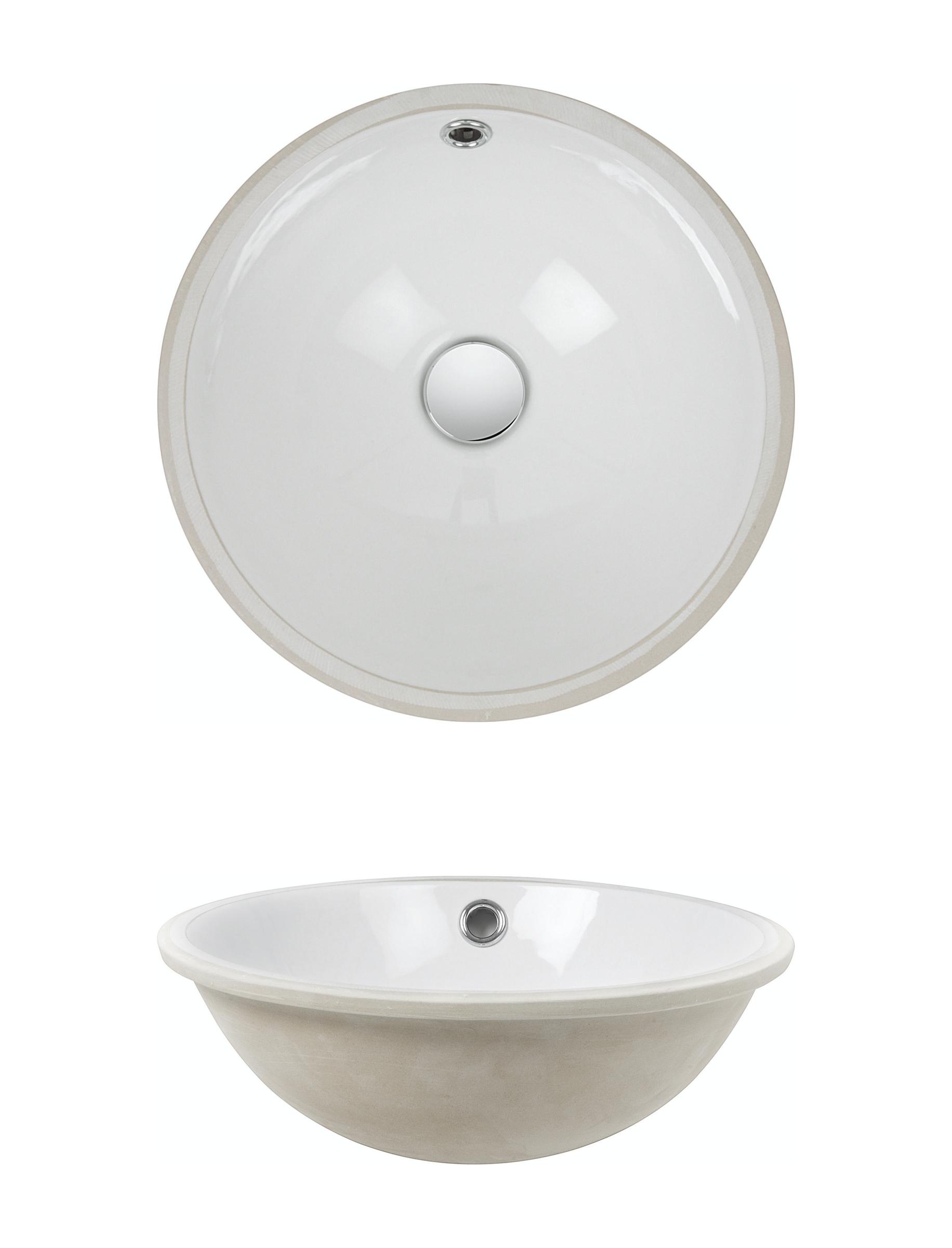 Cerdeña Basin in Undermount | Luxury bathrooms UK, Crosswater Holdings