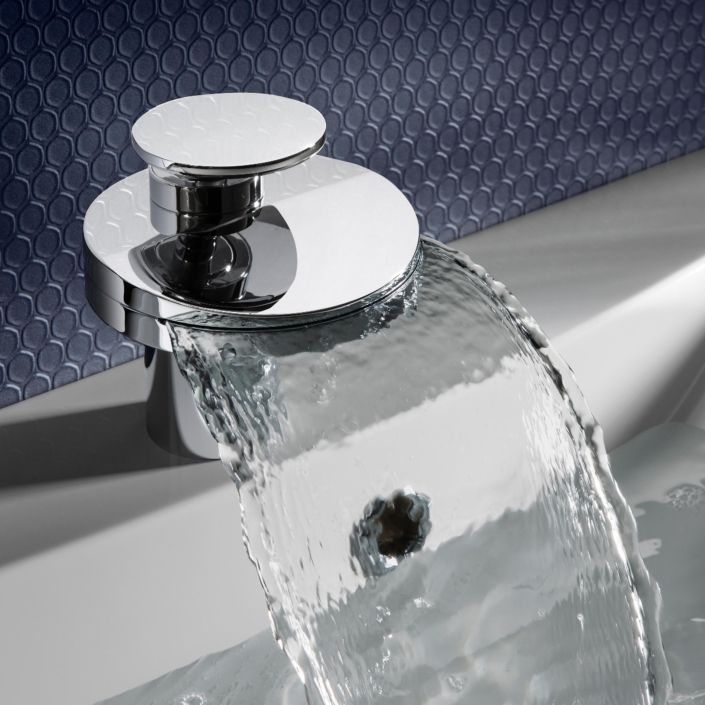 Water Circle Basin Monobloc In Basin Taps Luxury Bathrooms Uk Crosswater Holdings