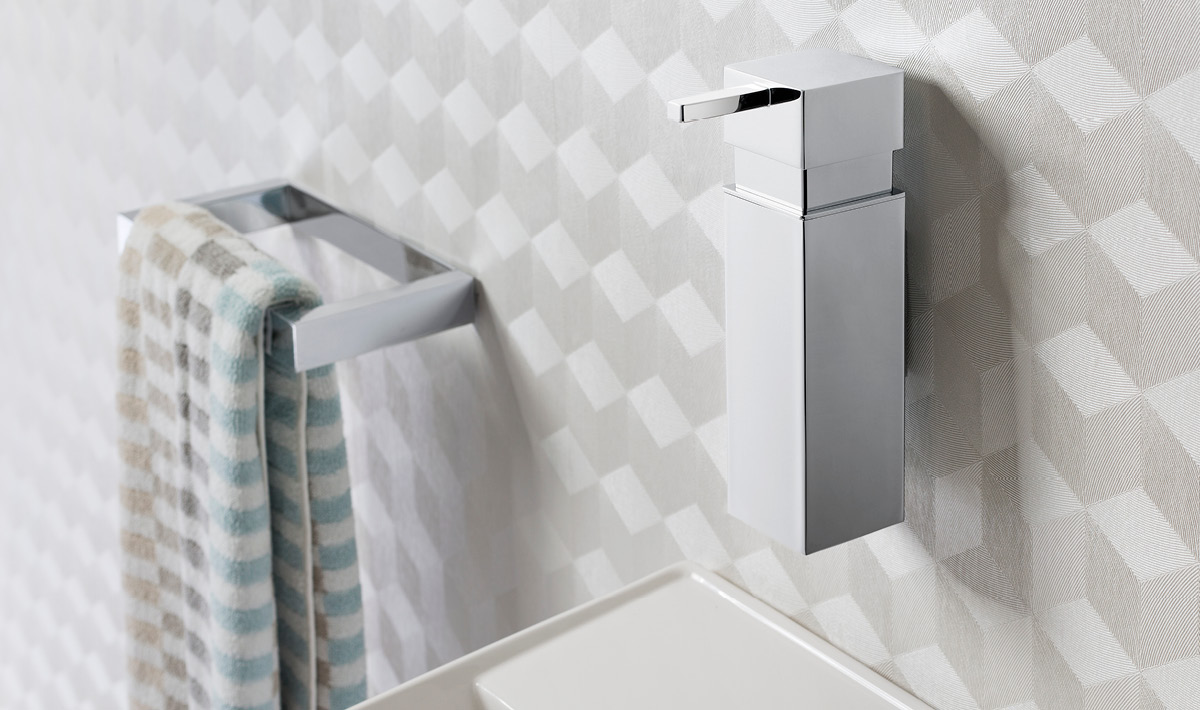 Zest soap dispenser in Soap Holders / Dispensers   Luxury bathrooms ...
